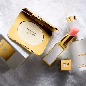 最高立减$400 + 送好礼独家:Tom Ford 美妆香水热卖 收四色眼影 香水