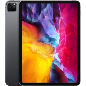 """$949.99 包邮Apple iPad Pro 11"""" 2020款 (Wi-Fi, 512GB) 深空灰"""