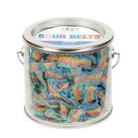 彩虹酸味软糖糖果盒