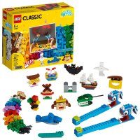 Lego 经典创意盒带讲故事投影用灯 11009