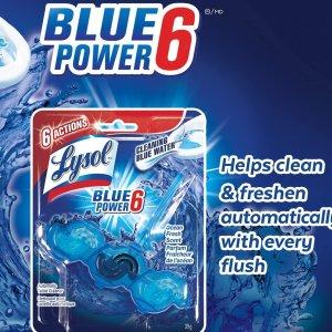 $3.86 凑单佳选Lysol 马桶清洁剂凝胶 对抗和预防马桶污渍
