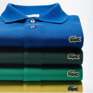 Up to 50% Off+Exclusive extra 20% Off+Free ShippingSemi-Annual mens sale @ Lacoste