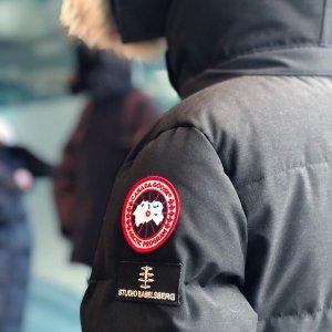 低至8折+新人9折Canada Goose 男女羽绒服专场 远征fushion款$989