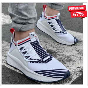 PUMA x Naturel Tsugi evoKNIT袜子鞋 33折全球直邮,包括国内