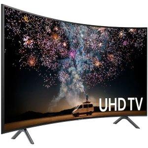 $749.99 (原价$999.99)Samsung 65'' RU7300FXZA 4K HDR 智能电视 2019款