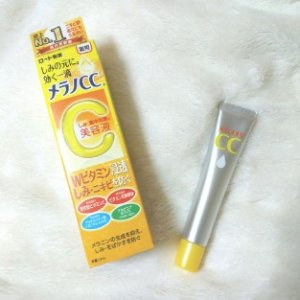 $7.84 / RMB54.5销量 NO.1 Melano 乐敦 CC VC美容液精华 20ml 特价
