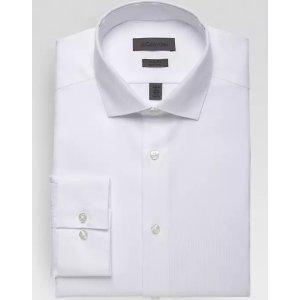 Calvin KleinBlack Slim Fit Non-Iron Dress Shirt