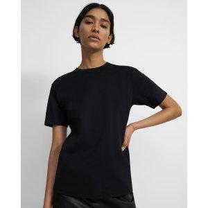 Theory棉质T恤