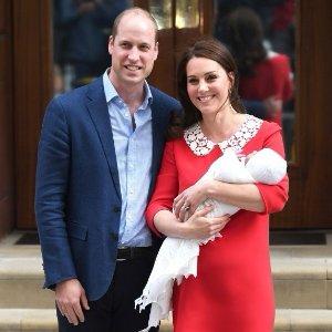 新生代带货王来了?4月23日英国王室又添新丁  威廉王子全家再上头条