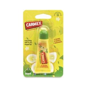 Carmexspf15 带防晒值唇膏 茉莉绿茶味 10g