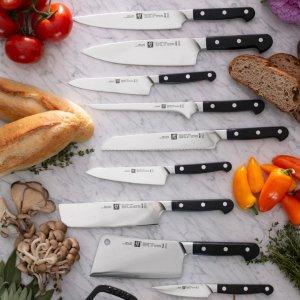 2.5折起+额外8折House官网 刀具专场 Baccarat刀具3件套仅$39