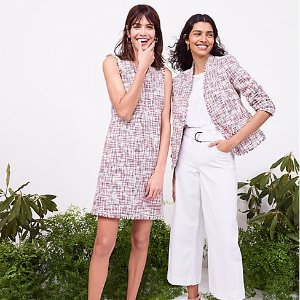 Extra 60% Off Sale + 40% Off Full-Price Styles@ Ann Taylor
