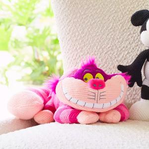 DisneyCheshire Cat Knit Plush - 11'' - Limited Release | shopDisney