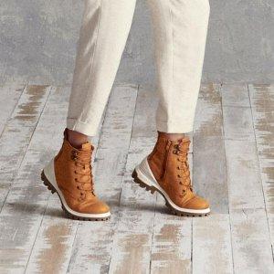 额外5折+免邮 $45起 男女同款Ecco 精选美靴热卖 收齐一家秋冬鞋靴,封面款$90