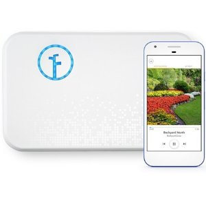 16 Zone for $144.99 8 Zone for $102.39Rachio 2nd Generation Smart Sprinkler Controller