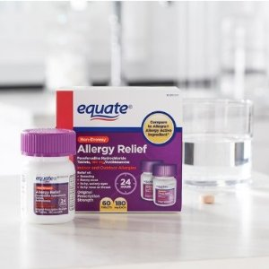 From $3.44Allergy Season Products @ Walmart