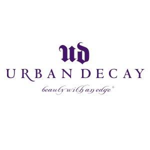 无门槛7.5折+送6件套Urban Decay 经典彩妆 收Naked系列眼影盘、哑光定妆喷雾