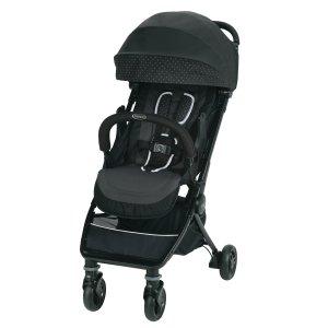 $100.54补货:Graco Jetsetter儿童推车,轻巧可带上飞机,兼容婴儿提篮