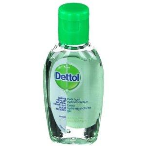 Dettol可消灭99.9%的细菌和病毒,5.7折免洗洗手液 50ml