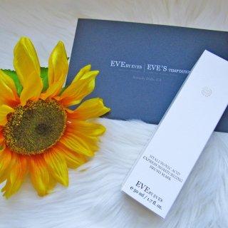 懒人补水神器 | Eve by Eve's 玻尿酸刷笔补水面膜评测