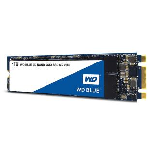 直邮好价 ¥956WD Blue 3D NAND 1TB M.2 2280 固态硬盘