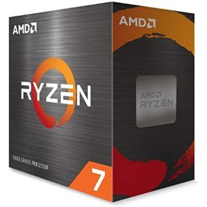 现货$650AMD Ryzen 7 5800X 3.8GHz 8核 AM4 处理器
