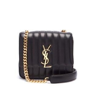 Saint LaurentVicky medium leather bag | Saint Laurent | MATCHESFASHION.COM US
