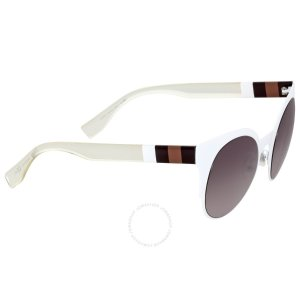 FendiCat Eye Grey Shade Sunglasses