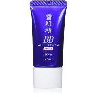 雪肌精 Kose Sekkisei White BB Cream Moist 01 Light Ochre SPF40 PA+++ 30g