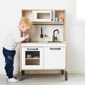 IkeaDUKTIG 儿童厨房