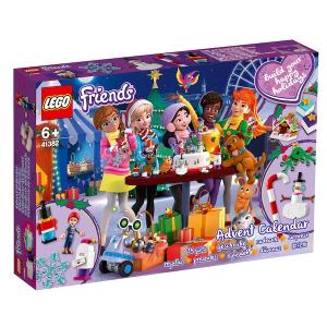 €12.5(原价€24.99)比亚马逊便宜Lego 好朋友系列圣诞倒计时盒来咯 一起倒数迎圣诞