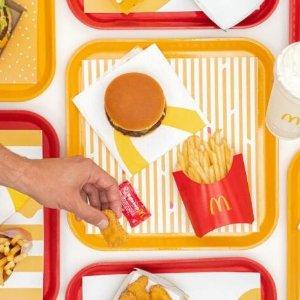 双人早餐$8 多款划算套餐这里来上新:McDonalds 麦叔叔 2021年首季优惠券来啦
