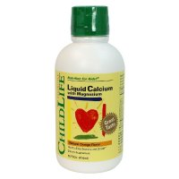 CHILDLIFE 钙镁锌成长营养液16oz