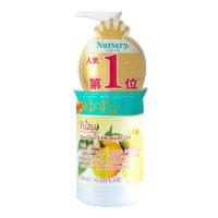 日本NURSERY 柚子舒缓卸妆啫喱 180ml COSME大赏第一位 - 亚米网