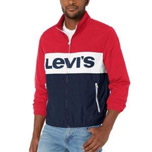 现价$23.94(原价$69.99)Levi's 男士Logo款轻质夹克热卖