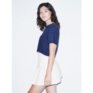 American ApparelTri-Blend Short Sleeve Scrimmage T-Shirt | American Apparel