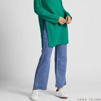 Uniqlo HANA TAJIMA合作款 牛仔裤