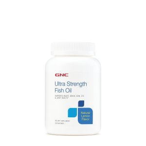 GNC2 for $18Ultra Strength Fish Oil