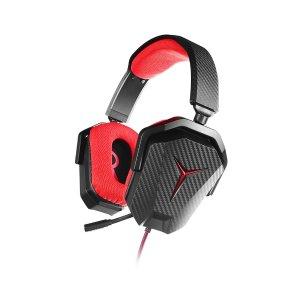 $31.04(原价$67.49)Lenovo 联想Legion 游戏耳机 黑红经典搭配 游戏体验加倍