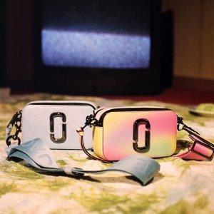 一律7.5折 £225收全新配色Marc Jacobs 超低价闪现 最火相机包 春夏新配色点亮穿搭