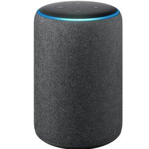 $119 杜比音效 智能家居全新Amazon Echo 第三代 智能音箱