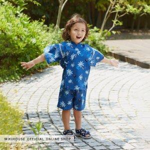 低至6折+ 包邮  有和风家居服折扣升级:Miki House 官网儿童服饰特卖区大量上新 大童码收服饰鞋履