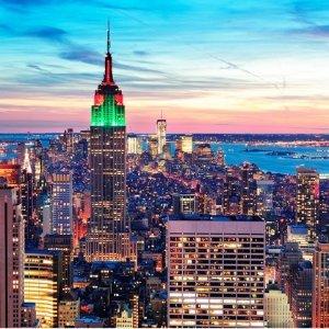 $10.4起纽约城市观光巴士、曼哈顿游船超值价