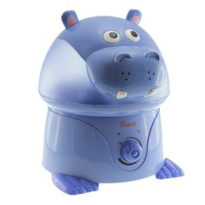 $29.99(原价$36.99)+包邮Crane USA 儿童超声波清凉加湿器,可爱动物造型