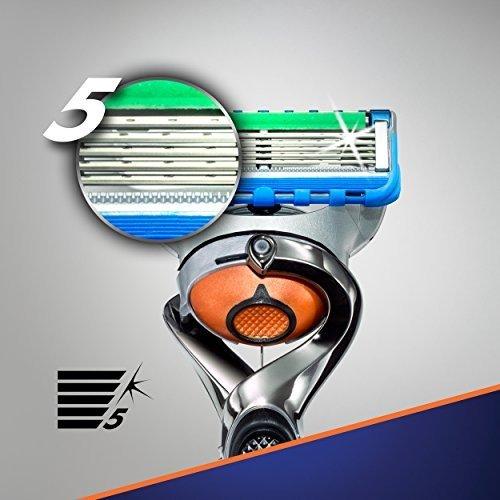 Fusion5 ProGlide  锋隐超顺电动剃须刀 + 2个替换刀片