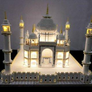 $369.99 + 双倍积分变相9折LEGO官网 Creator专家系列 泰姬陵 复刻版 10256