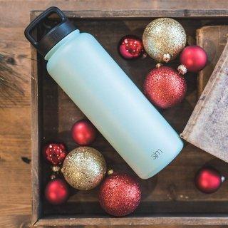 低至6折限今天:Simple Modern 不锈钢保温水壶等促销