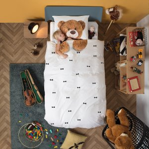 SNURK熊熊被+枕套