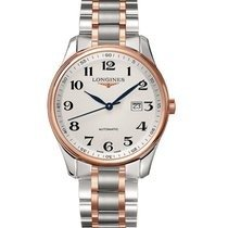 Dealmoon Exclusive: EXTRA $50 OffLONGINES Master Automatic Silver Dial Men's Watch