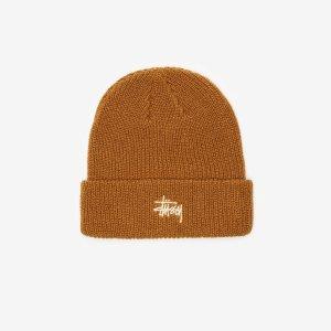 Stussy毛线帽